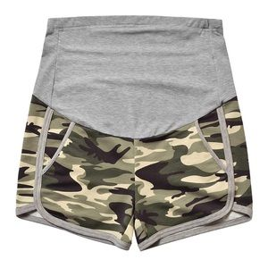 Pants - 🎀 Camo Maternity Shorts 🎀